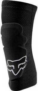 Fox Enduro Knee Sleeve Black Pair - S, M, L, XL - Mountain Bike MTB Leg Guard