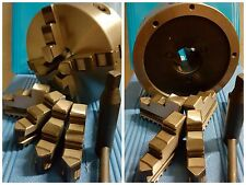MANDRINO AUTOCENTRANTE PER TORNIO 4+4 GRIFFE Ø 160 mm