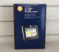 Motorola Motonav 3.5'' GPS Navigation System