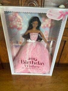 2015  BARBIE BIRTHDAY WISHES  (LATINA)   # CHF93