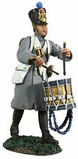 Britain 36079 Napoleonic French Line Infantry Fusilier Drummer Marching no.1 NEW