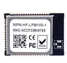 Serie integrada de bajo consumo de energía para el módulo Wifi MCU Módulo inalámbrico con antena hf