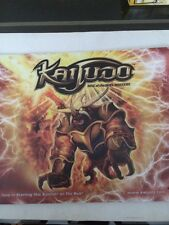RARE Promo Kaijudo Rise of the Duel Masters Desk or Mouse Pad Hub Hard to Find!