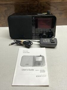 Grace Digital Mondo GDI-IRC6000 WiFi Internet Streaming Radio Receiver & Remote.