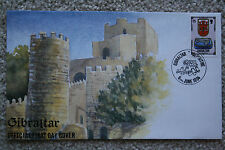 """£5 HIGH VALUE DEFINITIVE ISSUE 1994"" STAMPS GIBRALTAR OFFICIAL FIRST DAY COVER"