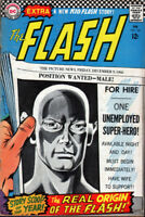 The Flash #167 (DC, 1967) - No stock images