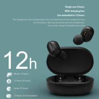 TWS wireless Bluetooth Earphones W/ charge box Earbuds For Xiaomi RedMi Airdots