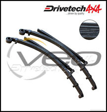 "DRIVETECH 4X4 REAR 2"" HD RAISED LEAF SPRINGS FITS TOYOTA HILUX LN107 8/88-7/97"