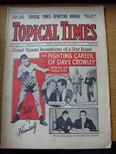 15/07/1939 Topical Times Magazine: No.1026) Inside: Gloucestershire CCC Team Gro