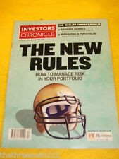 INVESTORS CHRONICLE - THE NEW RULES - APRIL 4 2003