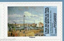 FRANCE 2013, timbre AUTOADHESIF LV TABLEAU PISSARRO IMPRESSIONISTES, EAU, neuf**