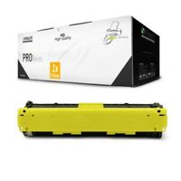 Pro Toner Giallo per Canon i Sensys MF-635-Cx MF-634-Cdw MF-632-Cdw