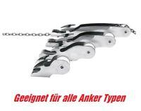 Ankerrolle 10kg Anker Bugrolle Anker Bugspriet Bug Stopper Boot Edelstahl