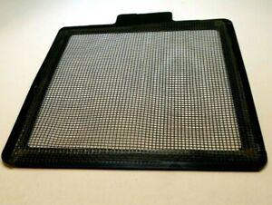 """Lindahl Plastic Vignetter Mask Frame 4.5X4.5"""" single blank frame black mesh"""