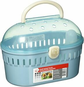 IRIS Extra Small Animal and Critter Carrier Blue