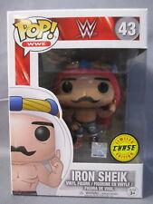 "POP WWE 43 ""IRON SHEIK"" Limited Chase Edition *NEW* Vinyl Figure Funko Wrestling"