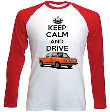 BMW 2002 Tii 1966 Keep Calm-Nuevo Camiseta Con Gráfico increíble S-M-L-XL - XXL