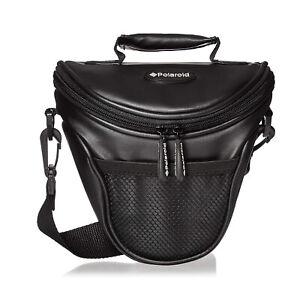 Polaroid Studio Series SLR/DSLR Zoom Holster Case (Black) (PLCH18)