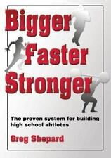 Bigger, Faster, Stronger-ExLibrary