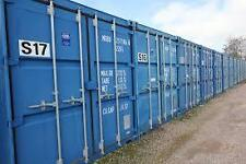 Self Storage Containers near Chelmsford Essex, close to A12