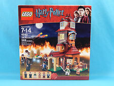 Lego Harry Potter 4840 The Burrow 568pcs New Sealed 2010