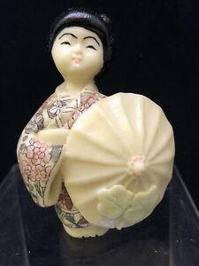 vintage japanese figurine