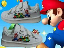 Scarpe Super Mario Bros personalizzabili con nome (2 modelli)
