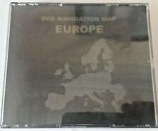 TOYOTA LEXUS NAVIGATION  DISC DVD SAT NAV EUROPE MAP FULL SET