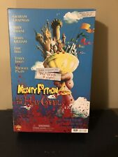 2002 Monty Python and the Holy Grail The Black Knight Figure Sideshow Toys Mib