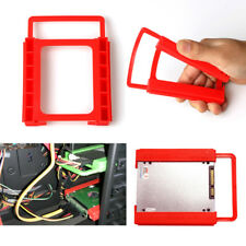 "2.5"" to 3.5"" SSD HDD Tray Bracket Hard Drive Bay Caddy Adapter Mounting Hot"