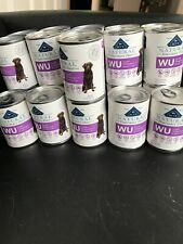 Blue Buffalo Veterinary Diets Canine WU Weight Management Urinary Care 12 Cans