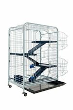 Tyrol Cage Tower 64x44x93cm - pour Rongeur
