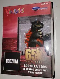 "Diamond Select Toys Vinimates GODZILLA 1995 (BURNING) 4"" Vinyl Figure 2019"