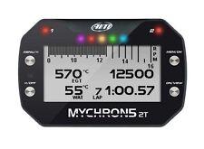 RACING GO KART MYCHRON 5  MC5T2 GAUGE GPS LAP 2 TEMPERATURE SENSOR CHT EGT H20