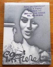 G. P. FIERET - FOTO EN COPYRIGHT - 2004 1ST EDITION & 1ST PRINTING - FINE COPY