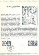 DOCUMENT PHILATÉLIQUE - YT 1818 - 1er JOUR 1974