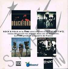 Roachford Deacon Blue Ellis Beggs And Howard Cowboy Junkies - Rock & Folk Et La