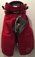 Ice Hockey Sr Pant Red Tackla Model EXPP55,  Sr Sizes S, ML & XL