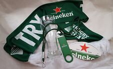 Heineken gift pk pint glass scarf lanyard blade BLACK FRIDAY DEAL free UK p&p