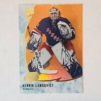 19-20 Upper Deck Ice Orange Henrik Lundqvist