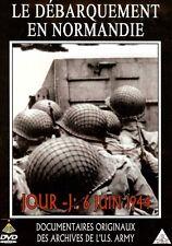 LE DEBARQUEMENT EN NORMANDIE / JOUR-J: LE 6 JUIN 1944 /*/ DVD GUERRE NEUF/CELLO