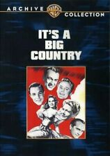 Its a Big Country With Ethel Barrymore DVD Region 1 883316175576