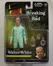 "Breaking Bad Collection_Blue Green Haz-Mat Suit WALTER WHITE 6"" Exclusive figure"