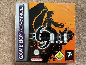 Scurge Hive - Game Boy Advance GBA New Factory Sealed 100% Genuine