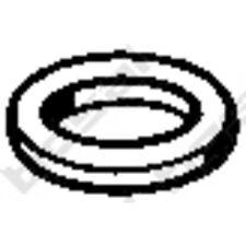 BOSAL Dichtung, Abgasrohr - 256-214 - Mazda 5, 6, Premacy Toyota Auris, Rav