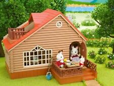 Brand New SYLVANIAN FAMILIES Log Cabin 4370