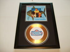 PRIMUS    SIGNED  GOLD CD  DISC 095