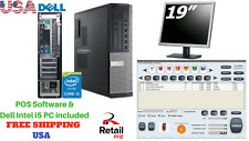Low price Full Pos all-in-one Point of Sale System Combo Kit Retail Store Dell