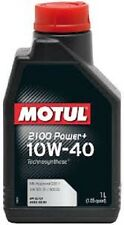 OLIO MOTUL 2100 10W40  POWER+  TECHNOSYNTHESE