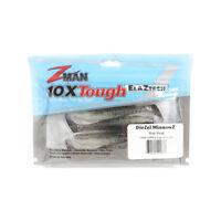 2703 Zman Soft Lure Diezel MinnowZ 4 Inch 5 per pack Mulletron